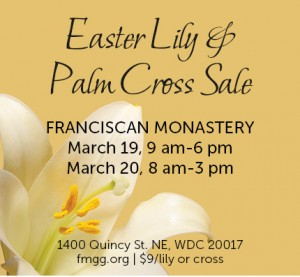 fb post easter lilies-sale wknd